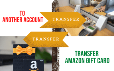 Transfer Amazon Gift Card to Another Account [2021 Updates]